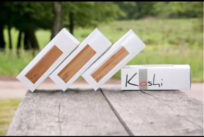 Set of 4 Koshi chimes