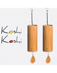Koshi Aria/Air Set of 2 Chimes