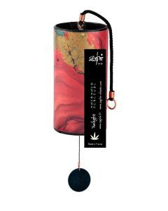 Zaphir Chime Twilight Autumn Season - Red
